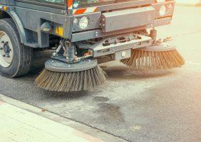 Zamiatarki – podstawa systemu utrzymania czystości